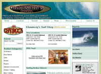 Chaunceys Surf Shop