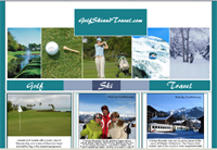 Golf Ski & Travel